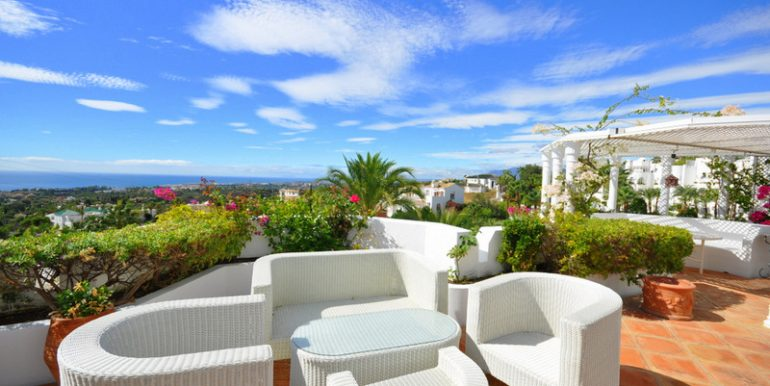 Penthouse For Sale on The Golden Mile, Marbella