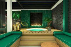 Atico Duplex For Sale In Vertical Gardens, Historic Center, Malaga