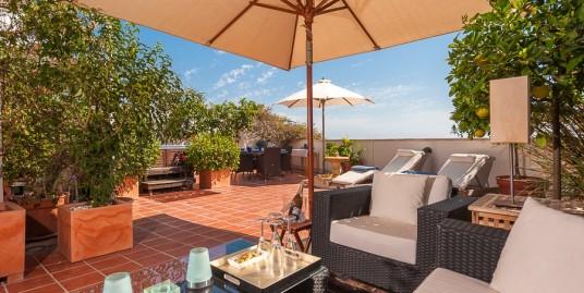 Penthouse for sale in Marbella Centro, Marbella