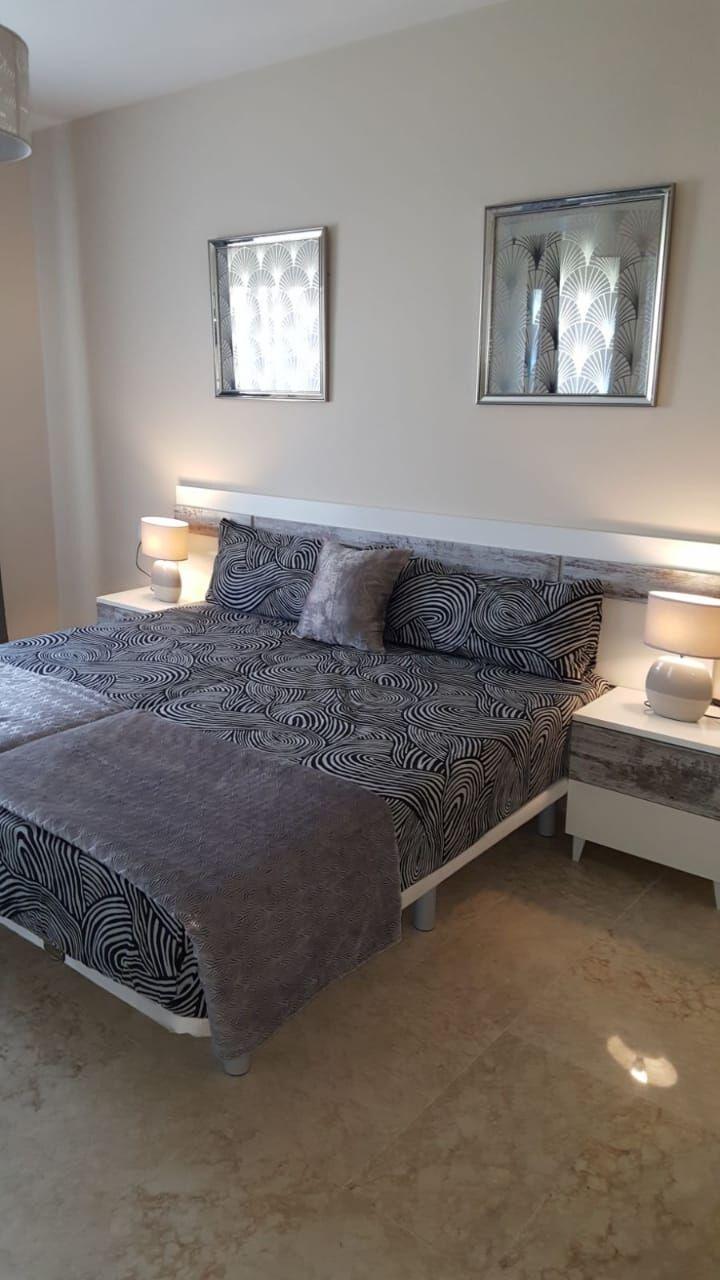 Apartment For Rent at Estepona Port, Estepona