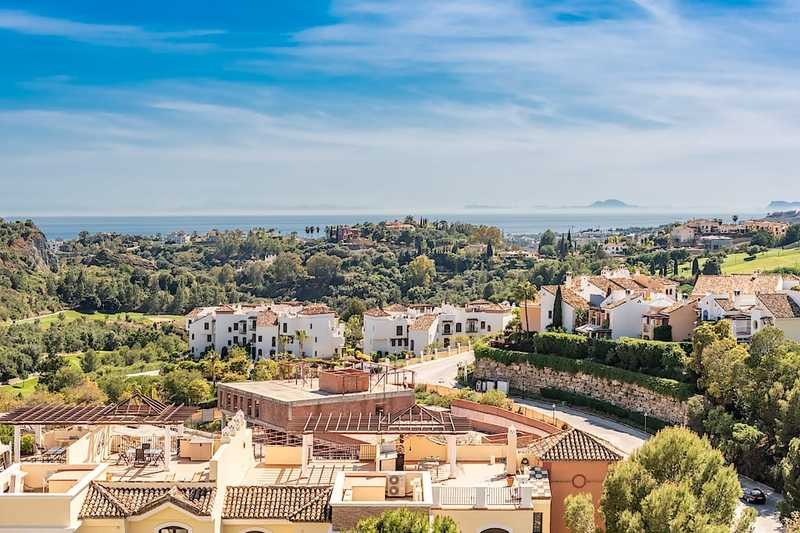 Apartment For Rent In Botanico, Benahavis