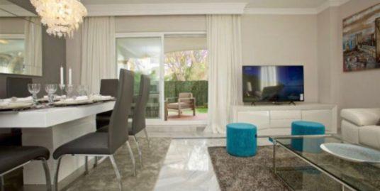Ground Floor Apartment For Sale In Puerto Banus