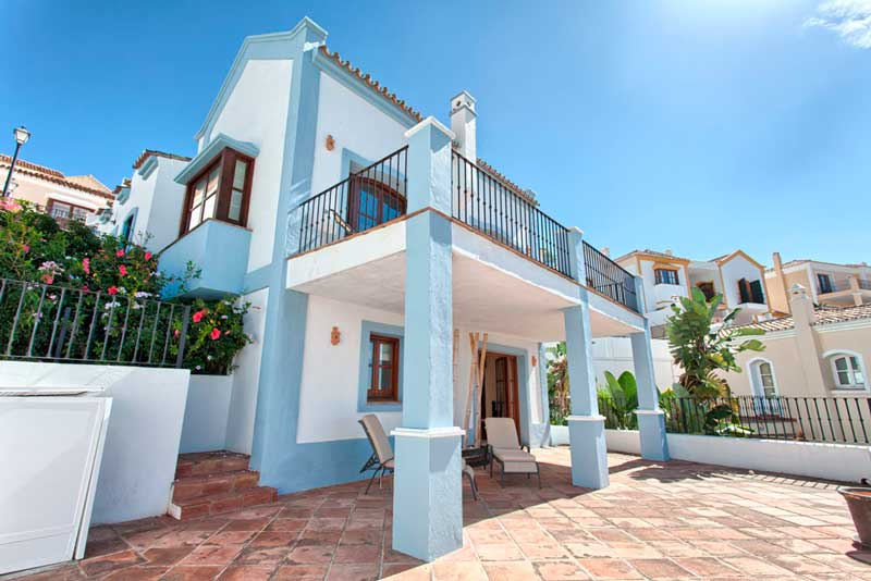 Townhouse For Sale In La Heredia, Benahavis