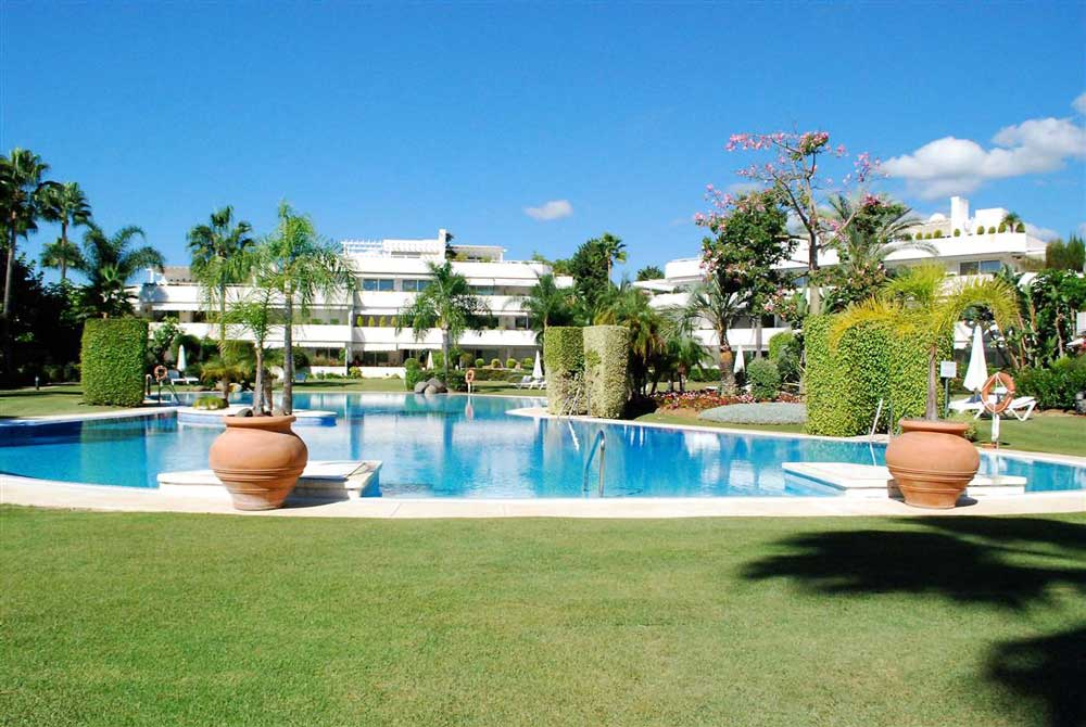 Ground Floor Apartment For Sale In Los Granados, Nueva Andalucia