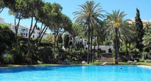 Apartment For Rent In Urbanizacion Señorío de Marbella, Marbella