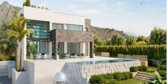 Luxurious Contemporary Villa For Sale In Altos Puente Romano, Marbella