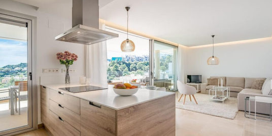 Contemporary Apartment For Sale in Botanic, Benahavis