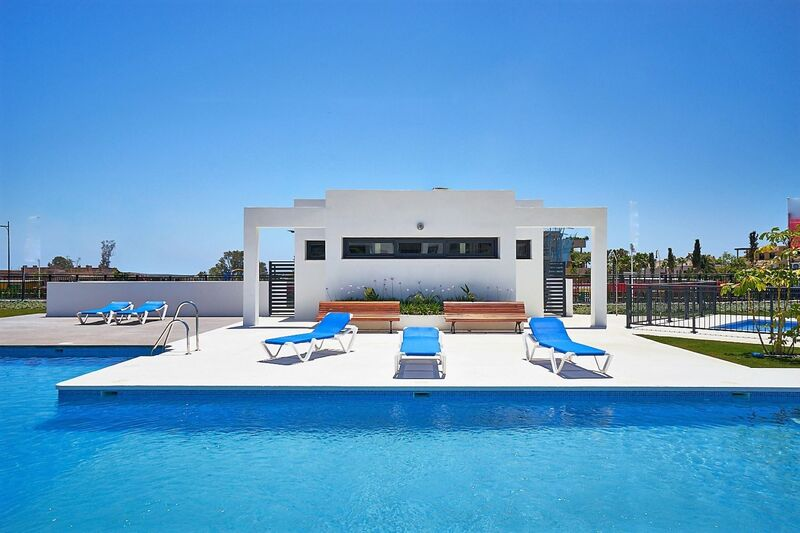 Brand New Apartments For Sale In Mirador del Sol, Estepona