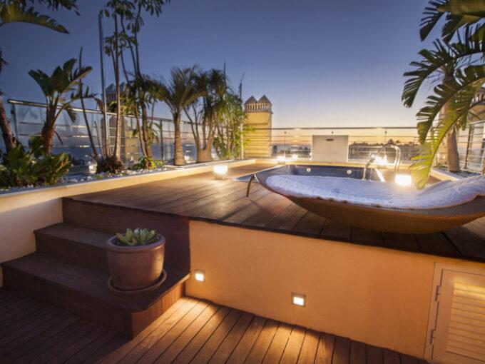 Luxurious Penthouse For Long Term Rent In Condado De Sierra Blanca, Marbella